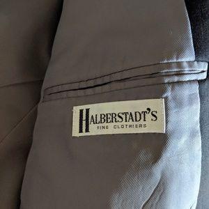 Suits Amp Blazers Karl Kani Suit Pinstripe 46r Charcoal